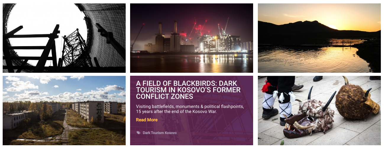 Darmon Richter on Dark Tourism and Urban Exploration in Eastern Europe, North Korea and Beyond