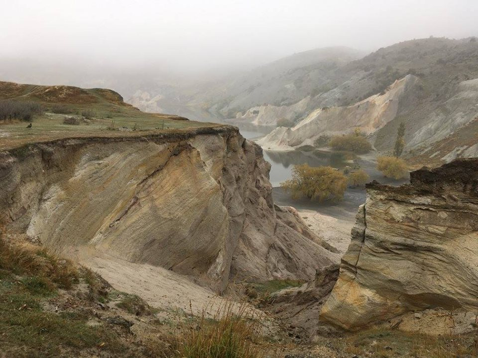 The Submarine and the Crater – Discovering New Zealand's Central Otago