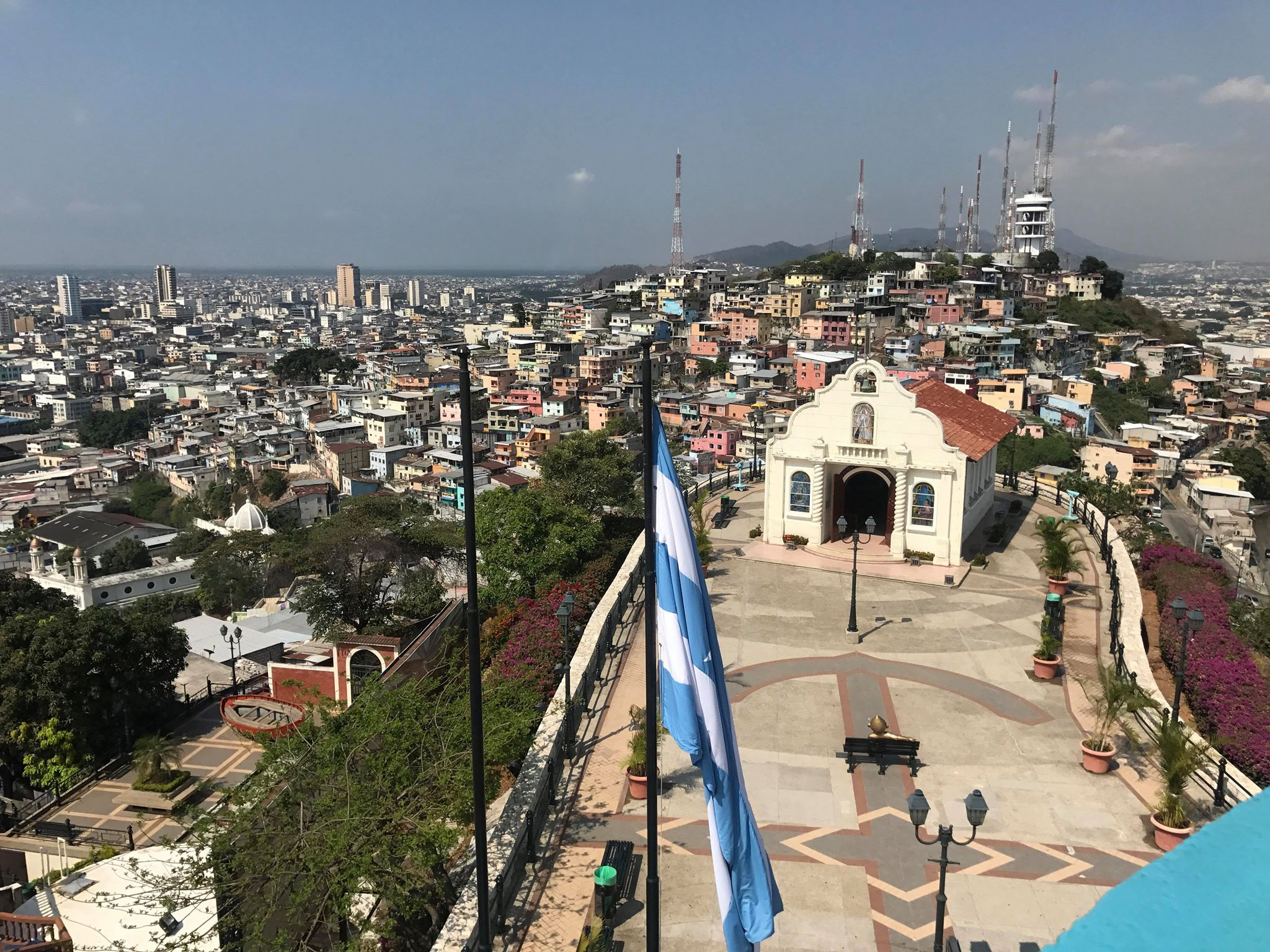 Fear and Perspective in Guayaquil, Ecuador