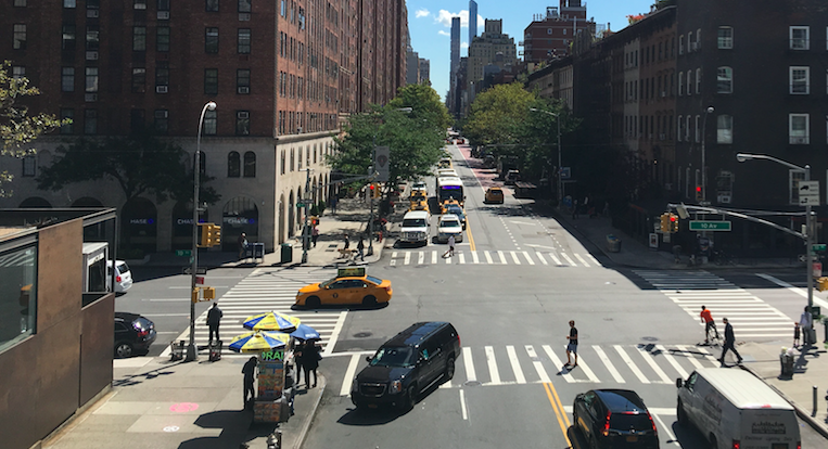 New York – A City of Functional Chaos