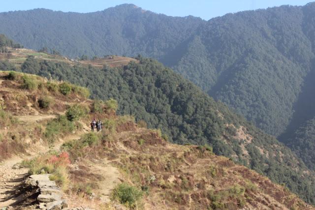 The God of Snakes – Scaling The Himalayan peak of Nag Tibba