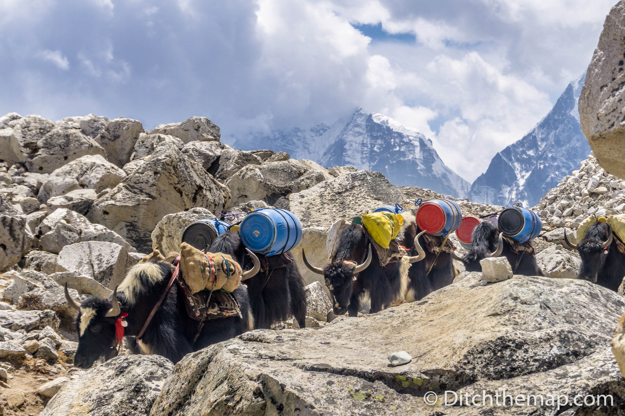 Hiking to Everest Base Camp | Intrepid Times - Travel