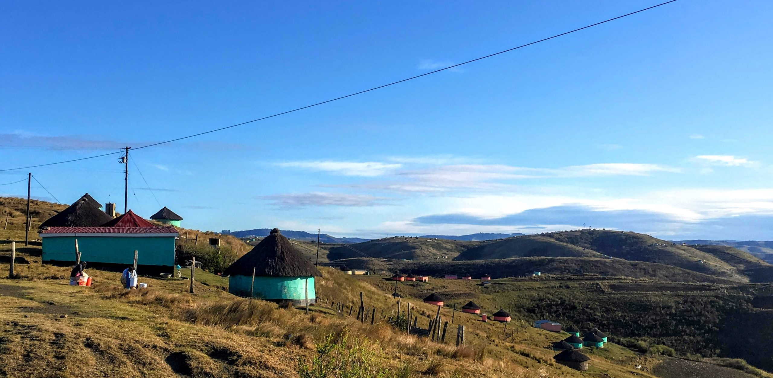 Traversing the Transkei