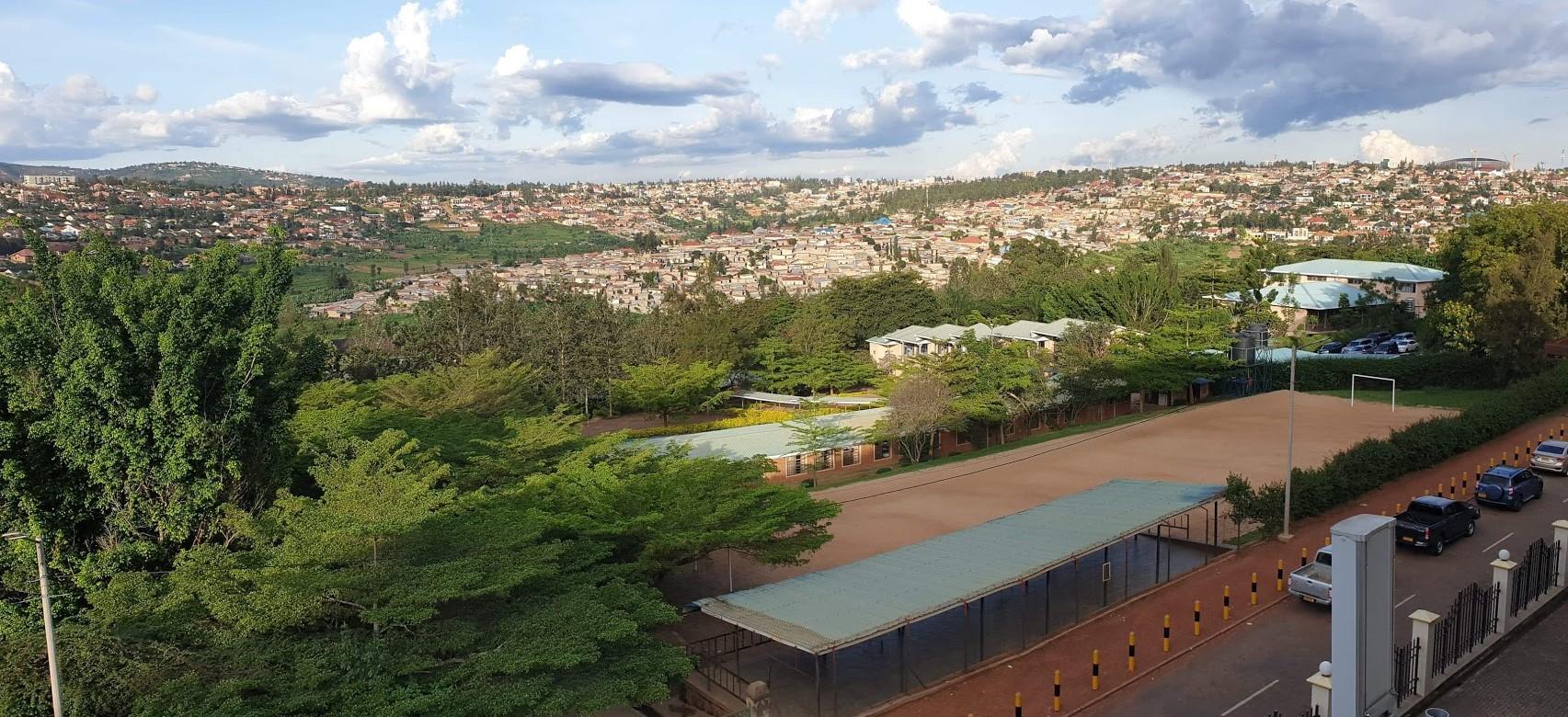 Coffee in Kigali