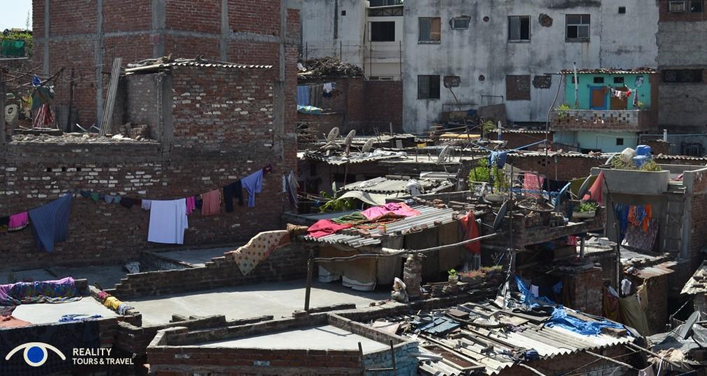 Delving into Delhi's 'Slum'