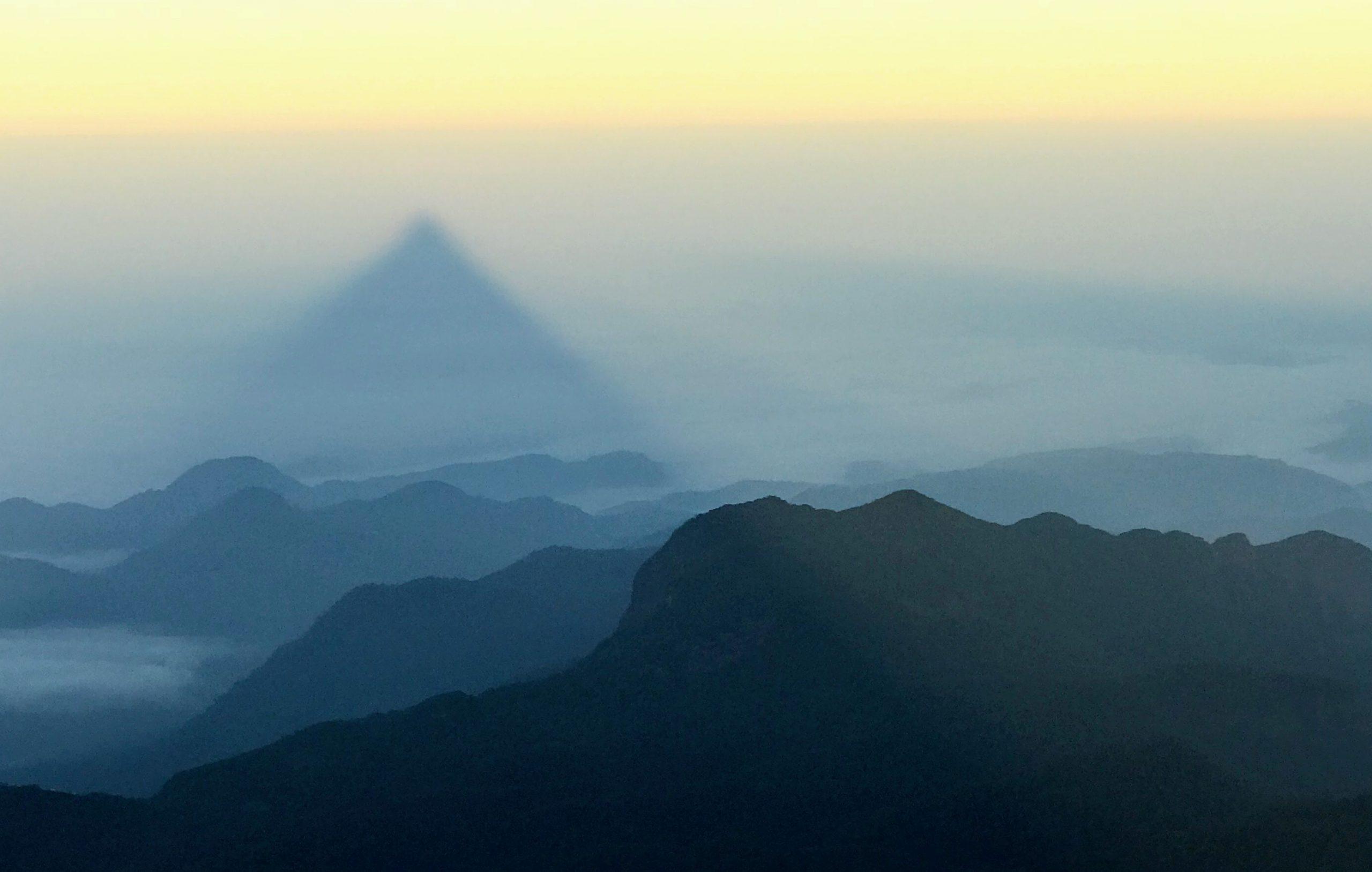 The Shadow of Sri Pada