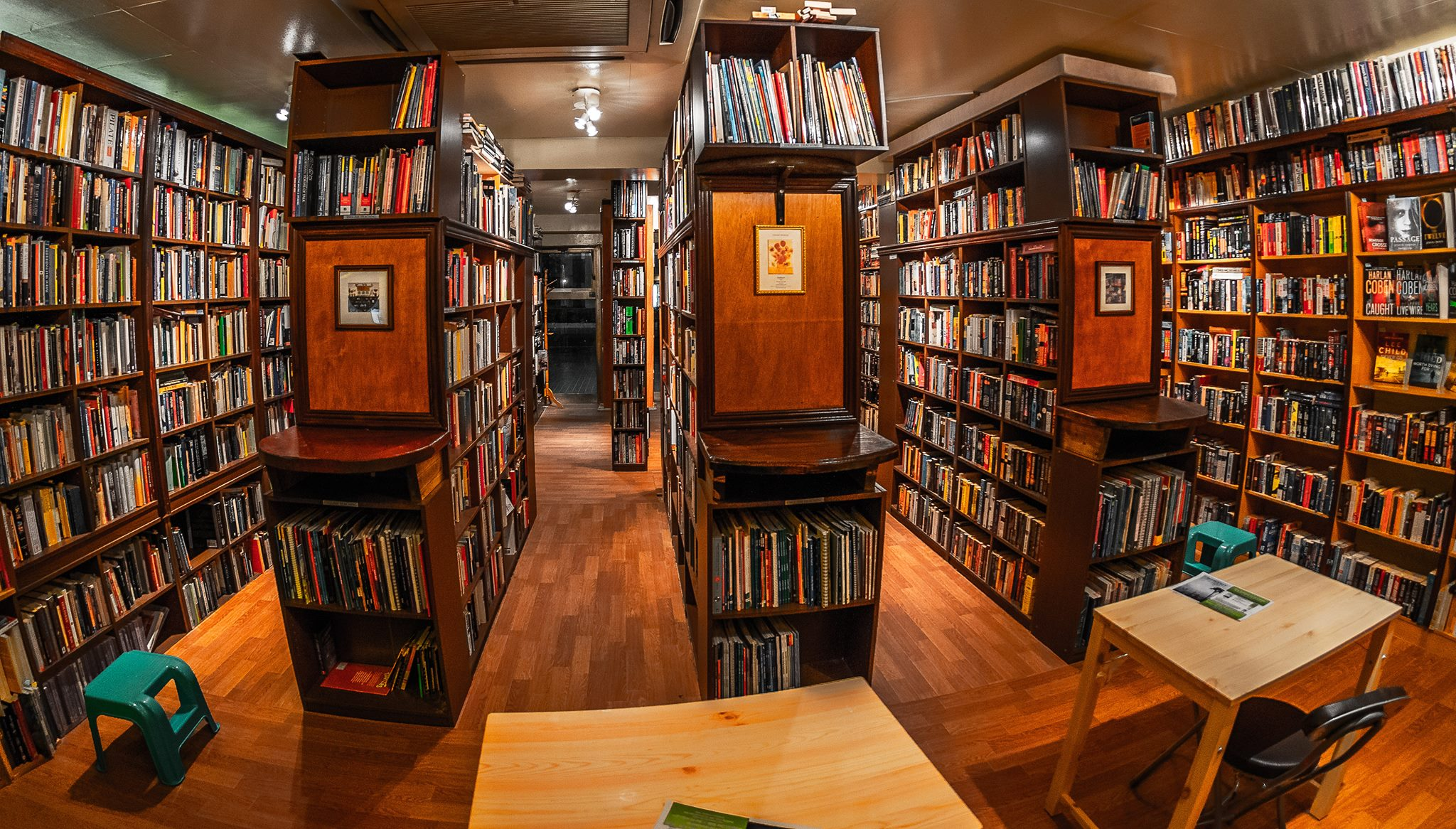 Finding Solace in a Tokyo Bookshop