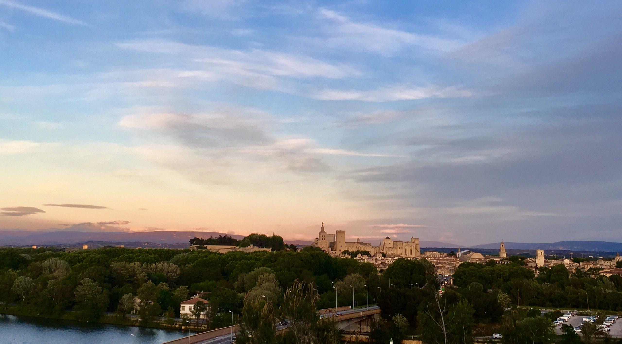 A Moment in Avignon