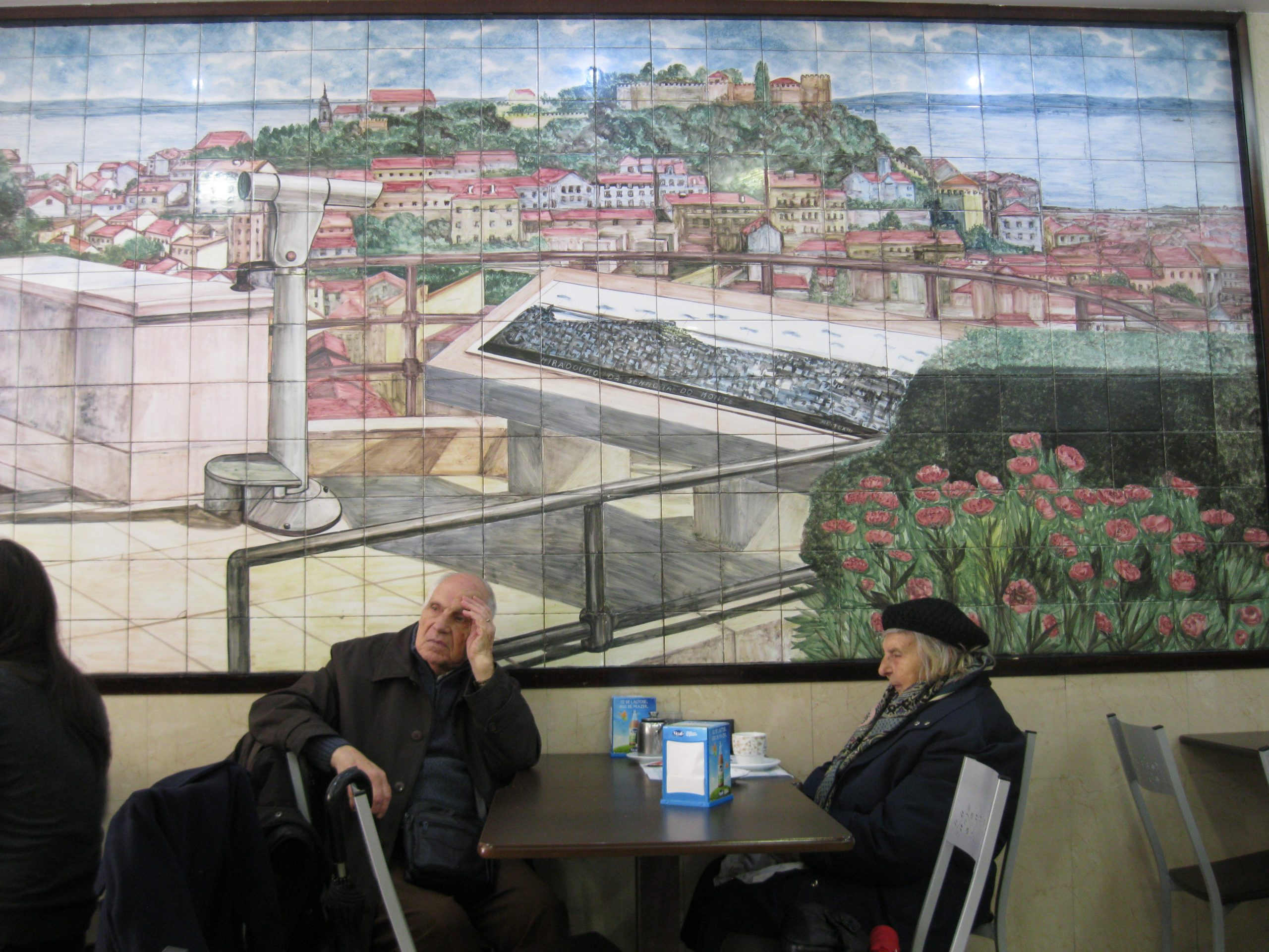 Lisbon and the Geography of Loss and Longing